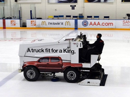 It is a Zamboni