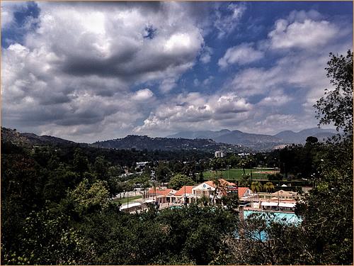 Arroyo Seco Park Los Angeles California.