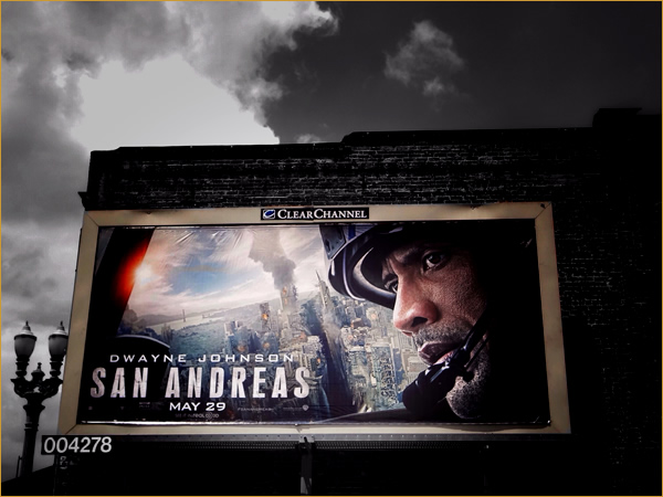 San Andreas  Dwayne Johnson Movie