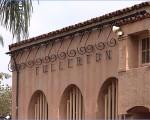 南カリフォルニア日帰り列車の旅 フラトン駅はスパニッシュ瓦の駅舎