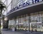 Anaheim Station entrance