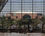 Scene from Anaheim station