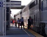 Scene of Anaheim station