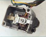 【ヤマハSR400 & SR500】ウィンカートラブルの修理 スイッチボックス