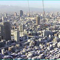 【季節の写真】東京タワー冬景色ライブカメラ